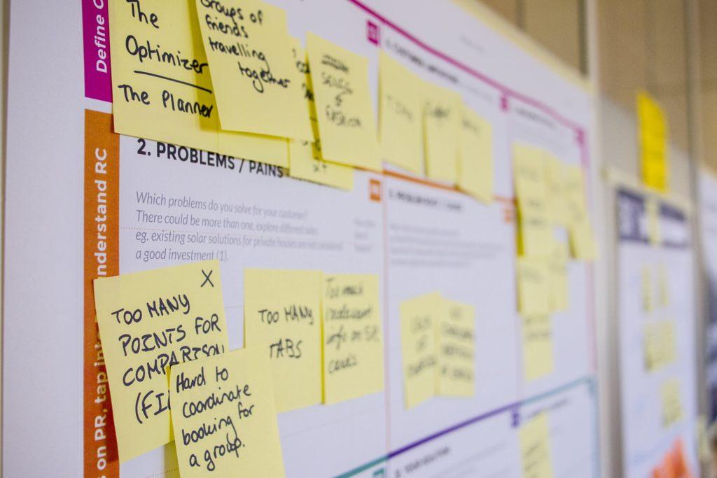 Lean startup: tester les bonnes hypothèses