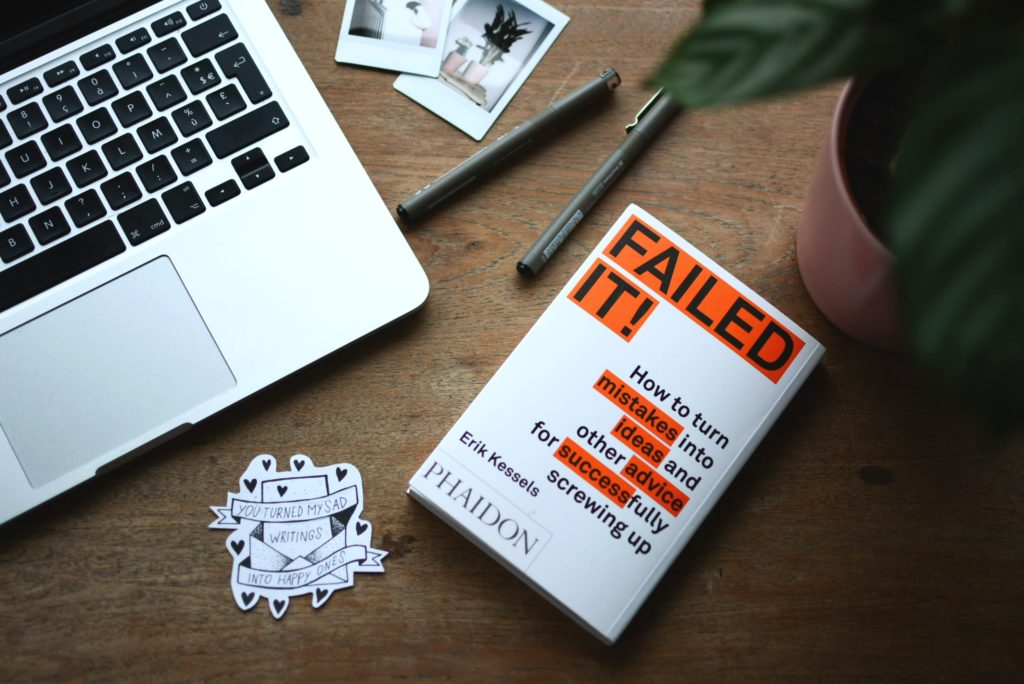 Lean startup: echouer pour apprendre