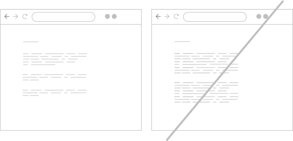 UX Design règle #2: Ecrivez maximum 33 mots par phrase